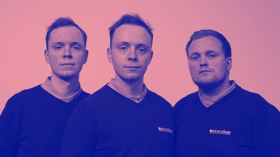 Friends of New Music ist das SPUTNIK Konzert mit Dissy, Reiche Söhne, Ria, Lot, Genija und DIR!