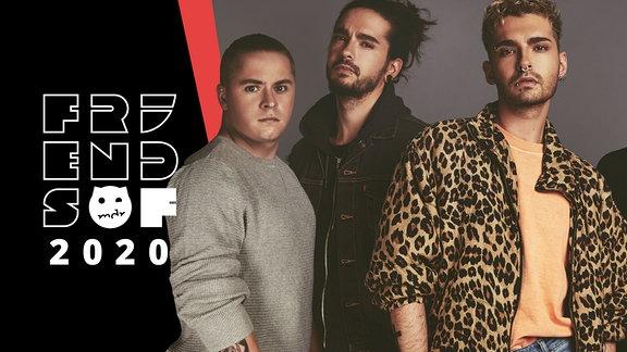 Friends of 2020 - Die SPUTNIK Show mit Ilira, Nikolas Puschmann, Caro Cult, Thomas Röhler, Tokio Hotel und DIR