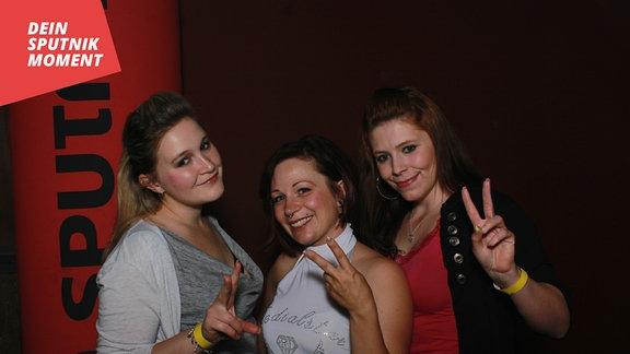 Bild aus der Fotobox der Elstival-Club-Tour.