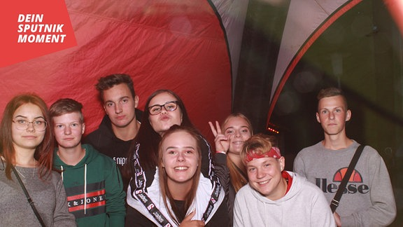 Die Fotoboxbilder von der Heimattour in Wulfen