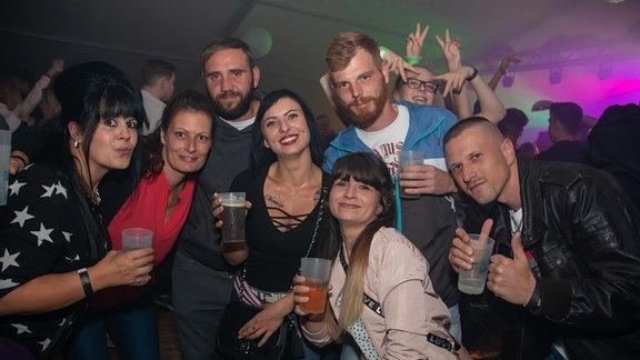 Die Partybilder von der Heimattour beim Elstival in Lochau