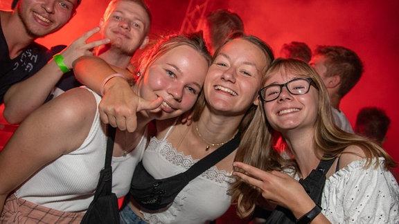 Die Partybilder von der Heimattour in Landsberg