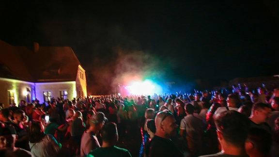 Die Partybilder von der Heimattour in Zörbig