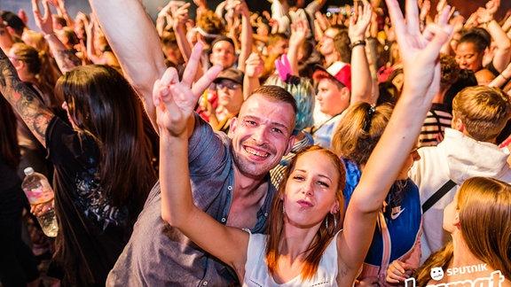 Die Partybilder vom Laternenfest in Halle