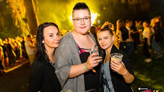 Die schönsten Fotos von der lang ersehnten SPUTNIK SPRING BREAK Tour in Bad Düben!