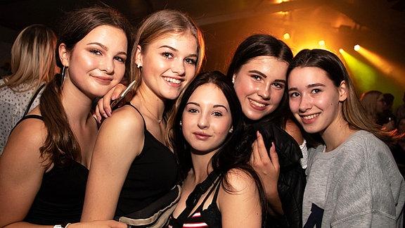 Partygäste aus Friemar