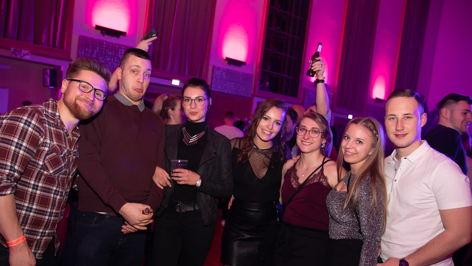 Silvesterparty Magdeburg