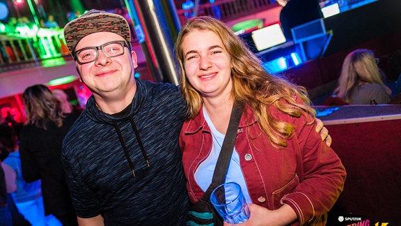 Die Partybilder von der SPUTNIK SPRING BREAK TOUR in der Schildkröte in Braunsbedra.