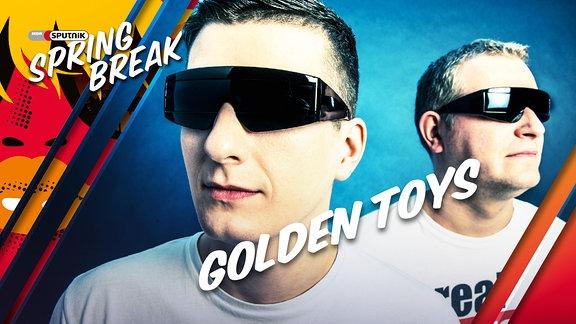 Thumbnail zum Videomitschnitt des DJ-Sets der Golden Toys beim SPUTNIK SPRING BREAK