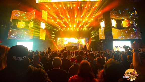 Das SonneMondSterne-Festival am Freitag: