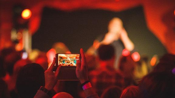 Das SPUTNIK-Konzert mit Bosse in Bildern