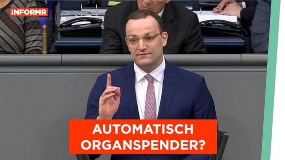 informr - Automatisch Organspender?
