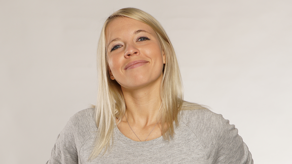 "Kristina Weitkamp vom YouTube-Kanal ""Fickt euch!"""