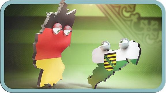 Thumbnail zur Folge MrWissen2go - AfD vs. GroKo: Ändert Sachsen alles?