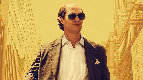 """Matthew McConaughey als Kenny Wells """"Gold - Gier hat eine neue Farbe"""" (Posterausschnitt)"""