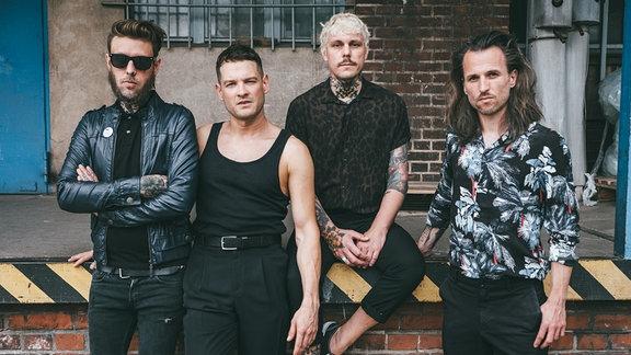 Bloodhype wurden von UNSER DING für den New Music Award 2021 nominiert.