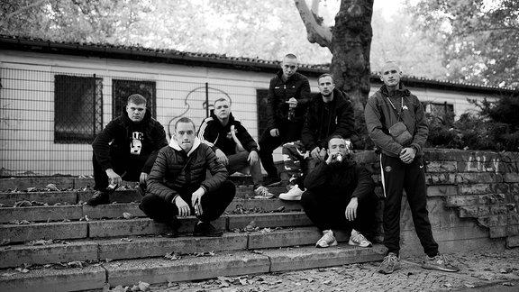 Die Hip Hop Crew 102 Boyz