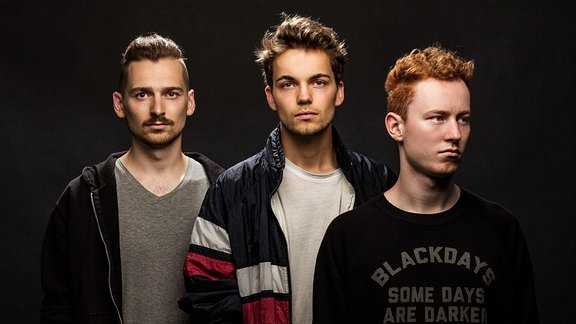 Mushroom People, Finalisten beim New Music Award 2019 für UNSERDING.