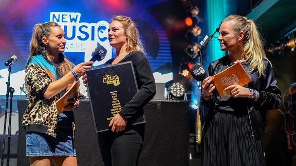 NEW MUSIC AWARD Finale 2019