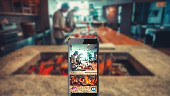 Instagram - Restaurant