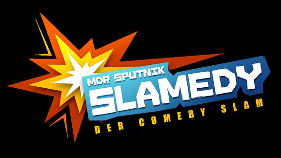 Logo für den SPUTNIK Slamedy