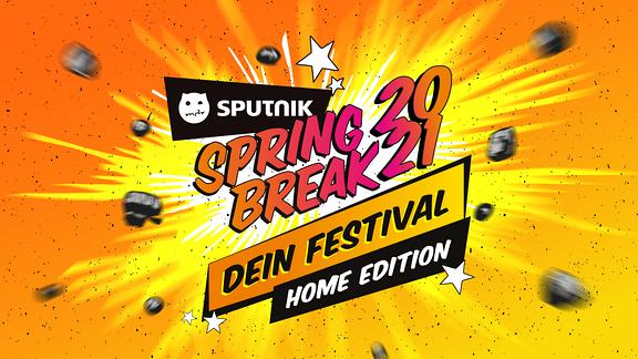SPUTNIK SPRING BREAK 2021 Home-Editio