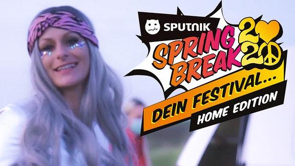 Das SPUTNIK SPRING BREAK Festival wird dieses Jahr Zuhause gefeiert!
