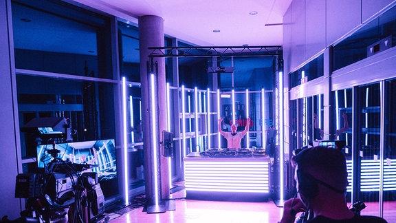 Der Livestream mit Alle Farben, Ostblockschlampen, Pretty Pink, Jerome, David Puentez, YouNotUs und Vize!