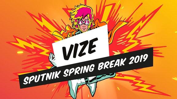 Thumbnail des Videos von der Electronic Clubstage auf dem SPUTNIK SPRING BREAK 2019 mit dem Set von Vize.