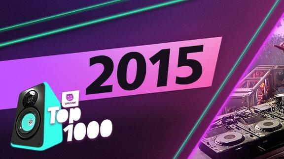 Die Charts aus dem Jahr 2015. Platz 1: Lost Frequencies.