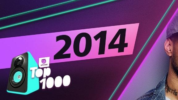 Die Charts aus dem Jahr 2014. Platz 1: Mr. Probz.