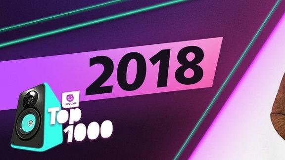 Die Charts aus dem Jahr 2018. Platz 1: David Guetta.