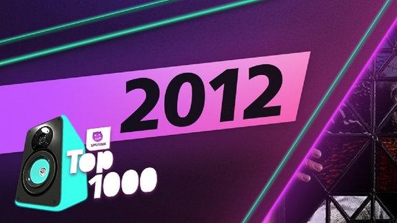 Die Charts aus dem Jahr 2012. Platz 1: Gotye.