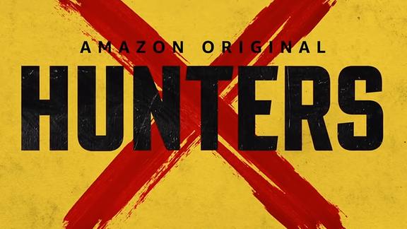 """Plakatbild der Amazon-Serie """"Hunters"""""""