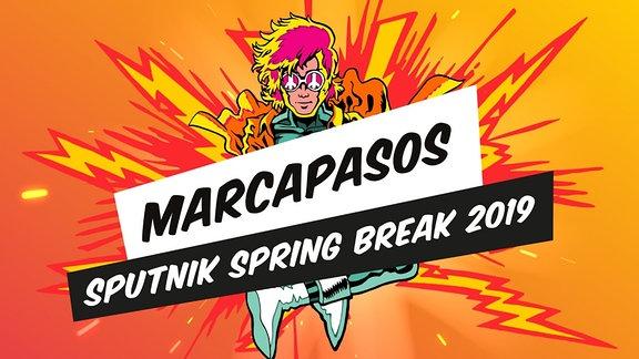 Marcapasos hat auf dem SPUTNIK SPRING BREAK 2019 aufgelegt. Schau dir hier den kompletten Auftritt von der Club Stage des Festivals an!