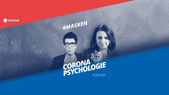 Folgenbild Podcast Corona Psychologie, Thema: Masken