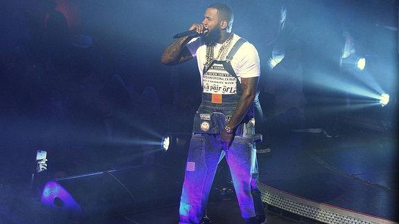 Las Vegas, Nevada, United States of America - Rapper The Game makes his Drai s LIVE debut at Drai s Nightclub on August 14, 2016 in Las Vegas, Nevada. Las Vegas United States of  imago 72850191