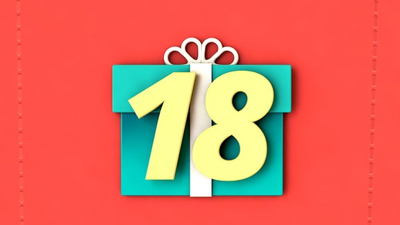 Tür 18
