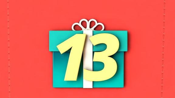 Tür 13