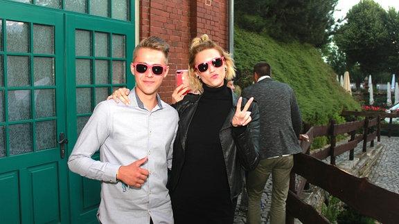 Die Abschlussparty mit Vani in Naumburg