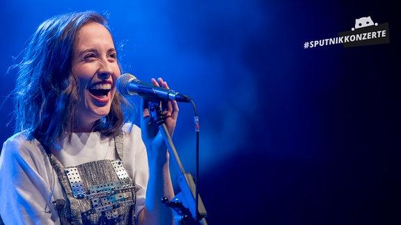 Alice Merton beim Sputnik Konzert in Erfurt
