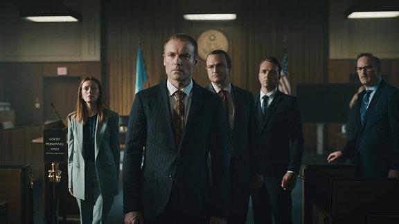 """""""The Billion Dollar Code"""" - deutsche Miniserie für Netflix."""