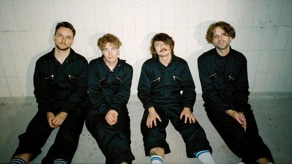 Künstlerfoto der Band Blackout Problems