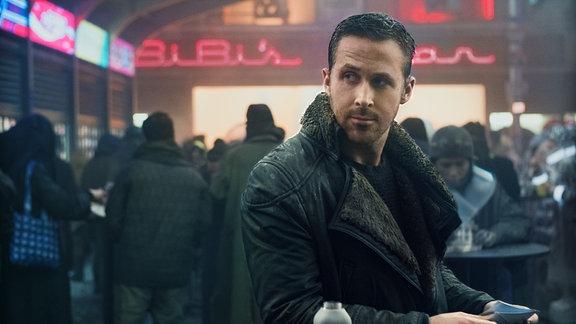 Der neue Blade Runner, gespielt von Ryan Gosling