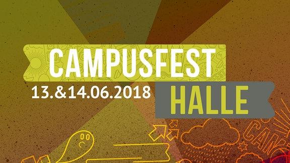 Campusfest Halle 2018