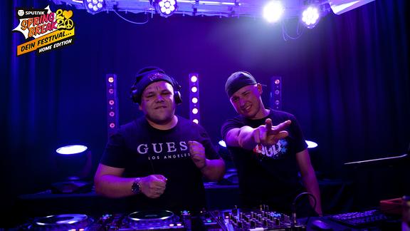 DJ-Duo Gebrüder Brett