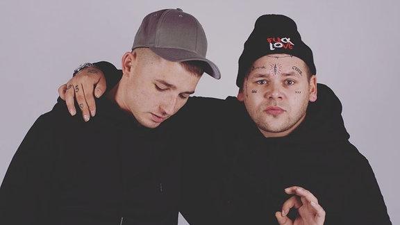Die DJ's Gebrüder Brett