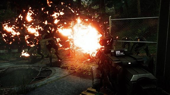 Earthfall PC-Spiel