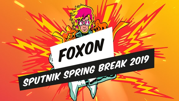 Foxon Club Stage Sputnik Spring Break 2019