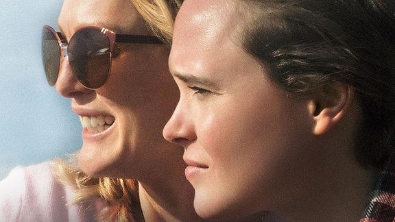 Freeheld Cover mit Ellen Page und Julianne Moore